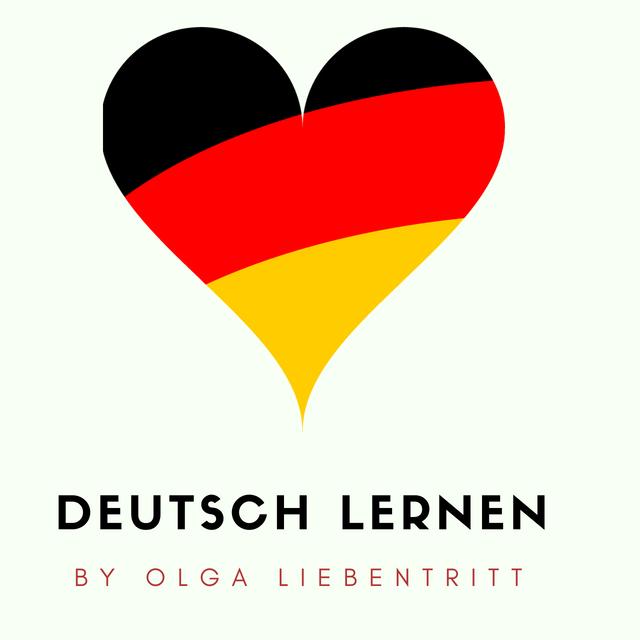 Німецька мова - Olga Liebentritt