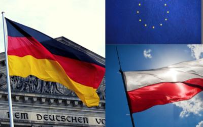 Легально в Польщі чи нелегально в Німеччині?