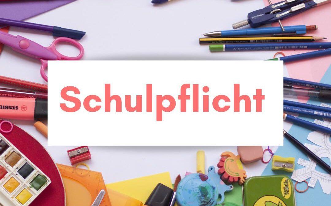 Що ж таке Schulpflicht?